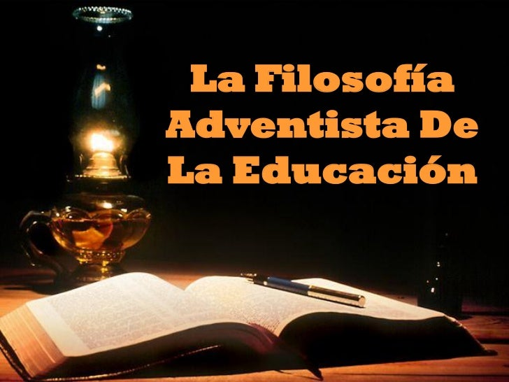 Filosofia adventista