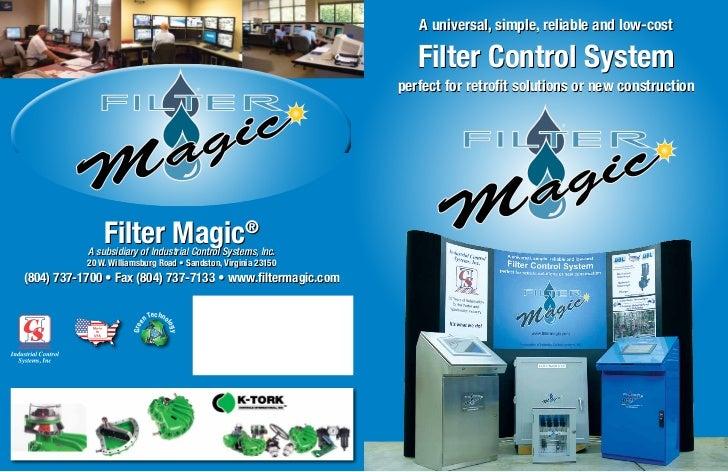Filter Magic Brochure 1 4 11