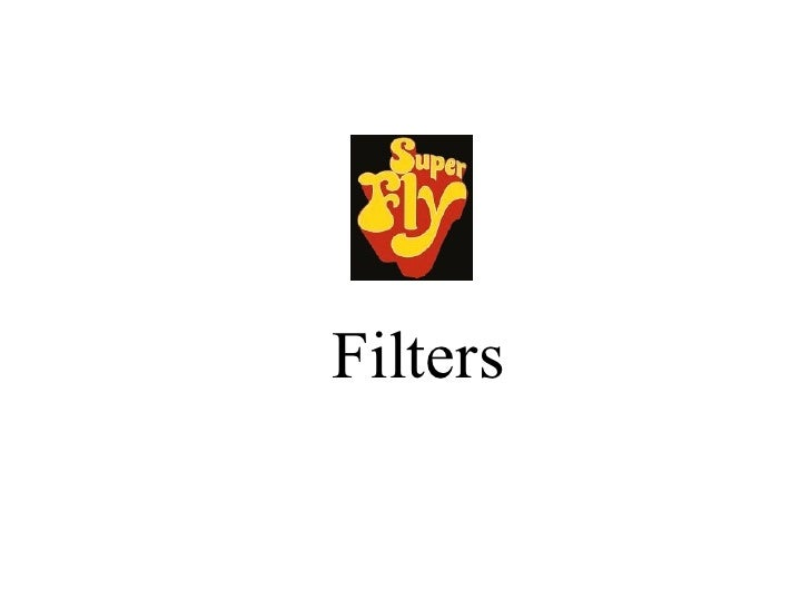 Filters in the Media