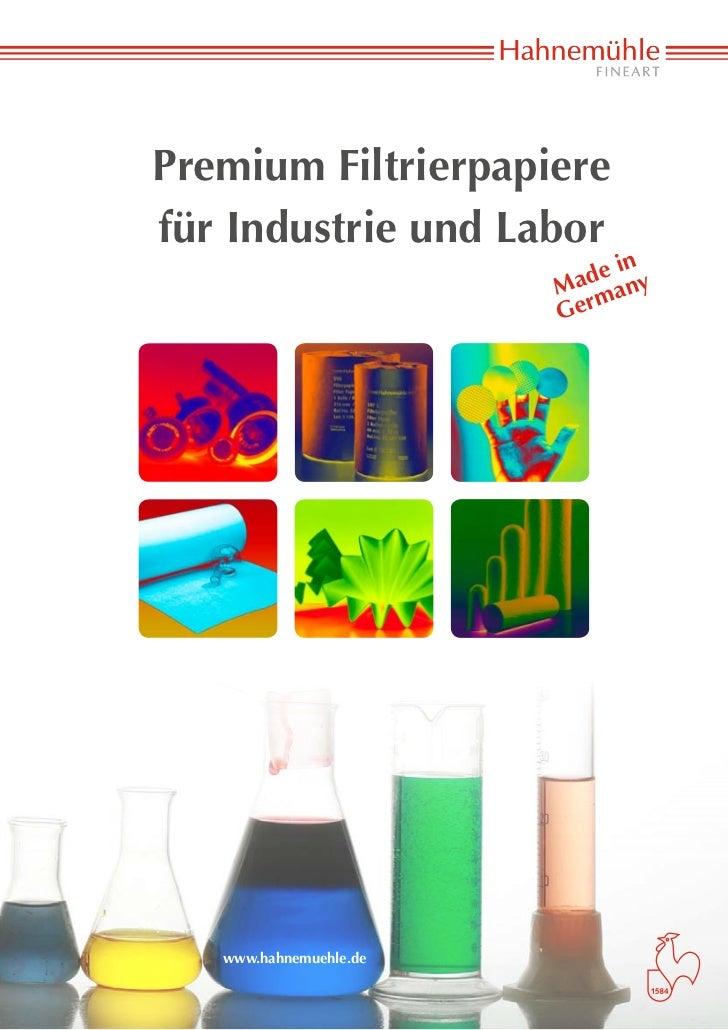 Premium Filtrierpapierefür Industrie und Labor                             in                         ade any             ...