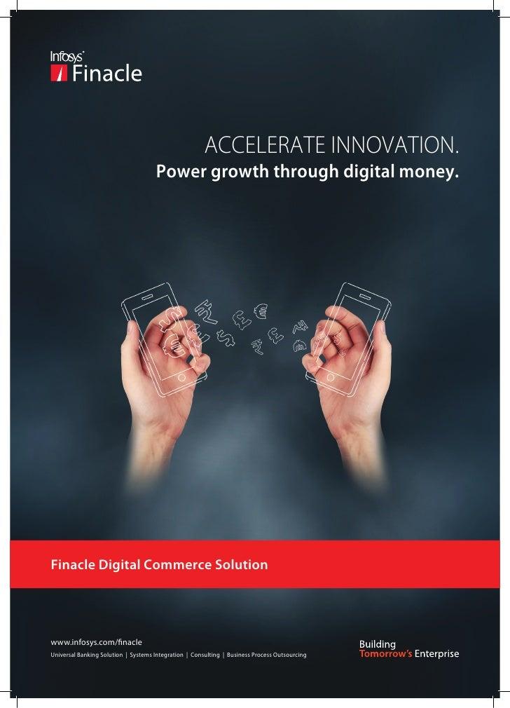 Finacle Digital Commerce