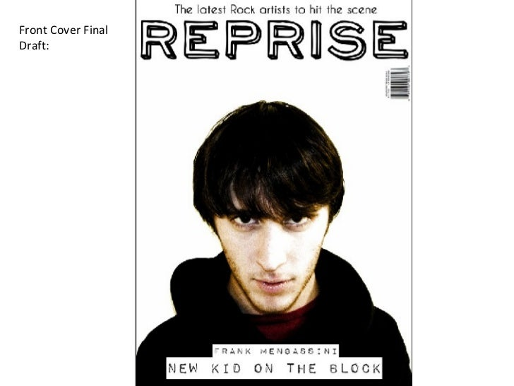 Front Cover FinalDraft: