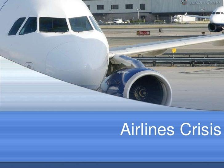 Airline Crisis