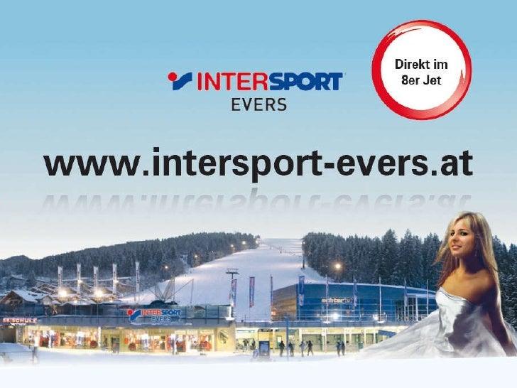 Angebote Intersport Evers Flachau