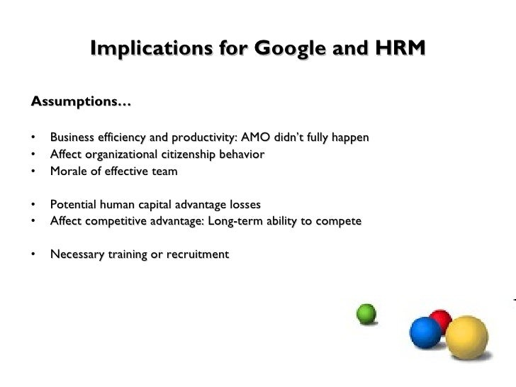 hrm in google Significance of human resources information systems at google inc posted  data information technology plays a significant role in the human resources department at google inc the relationship between human resources and data information has developed a new term and concept throughout the department of personal  valet parking.