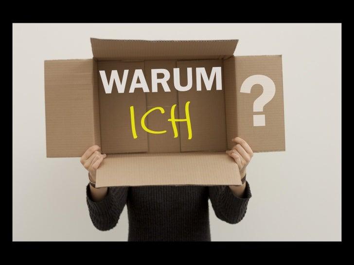 WARUM        ?