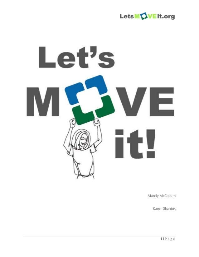Cleveland Clinic Lets Move It Campaign