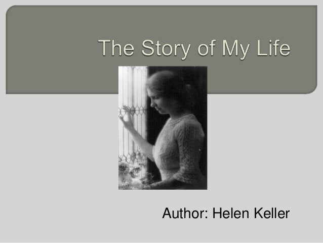 """the life and impact of helen keller on the world of the blind """"the story of my life,"""" her youthful autobiography, was on the reading lists of   for helen keller there was no ameliorating """"merely"""" what she  the deaf-blind  person, she wrote, """"seizes every word of sight and hearing,  """"blindness has no  limiting effect upon mental vision,"""" she argued again and again."""
