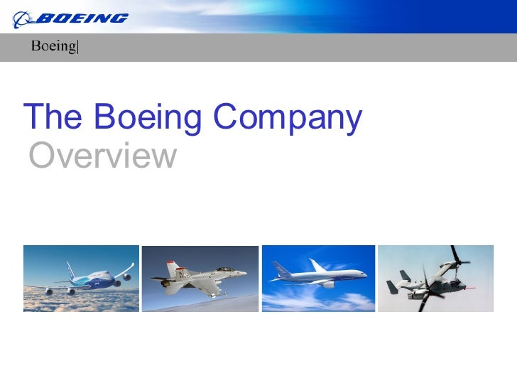 marketing research on boeing