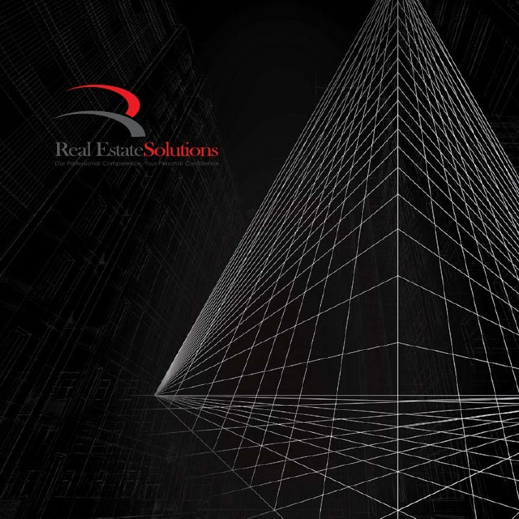 Real Estate Solutions Services