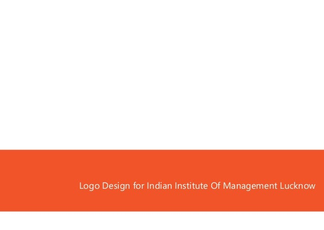 Logo Design for Indian Institute Of Management Lucknow