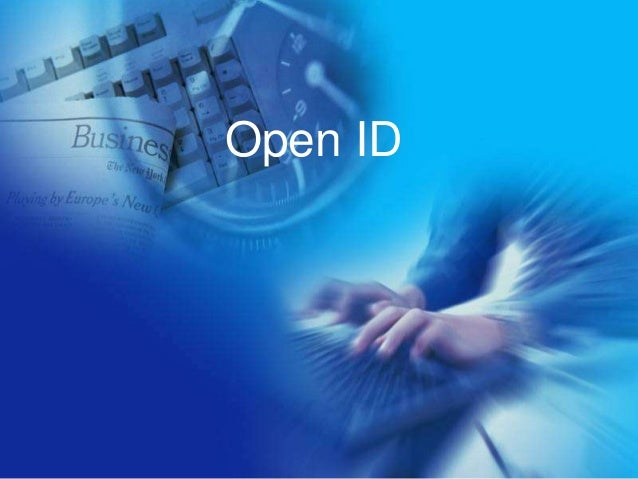 Open ID
