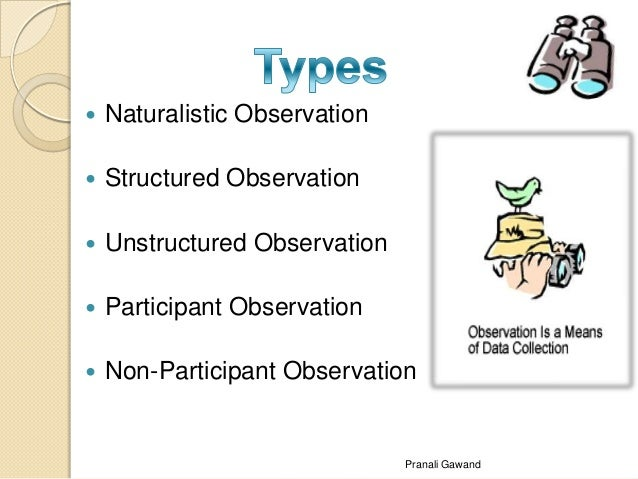 a look at structured and unstructured observation It is a qualitative followed by quantitative research using semi structured questionnaires for teachers and students, classroom observation sheets, and a checklist for the evaluation of reading.
