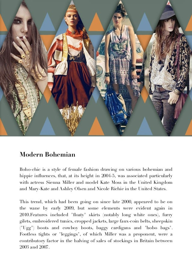 Bohemian Fashion Cultu... Nicole Richie Clothing