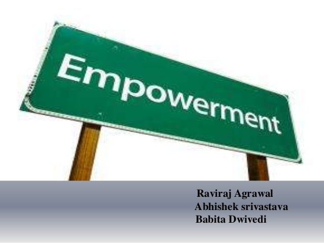 ppt on empowerment