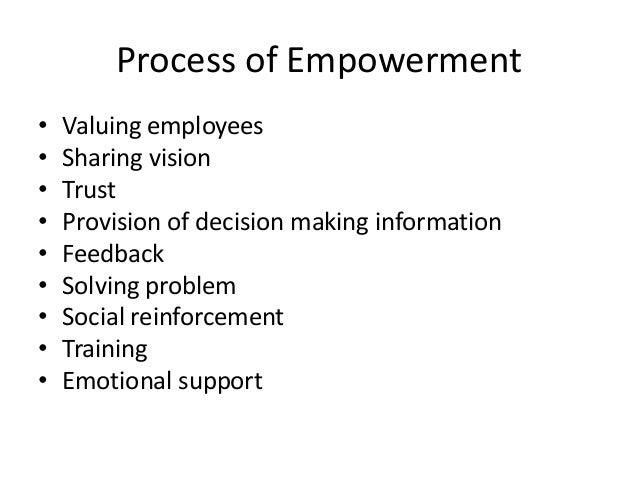 What Are the Benefits of Employee Empowerment?