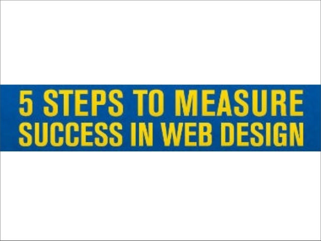 Final 5 Steps to Measure Success in Web Design