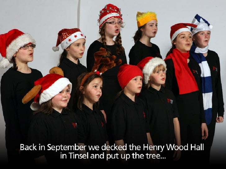 Merry Christmas from RSNO Junior Chorus 2009