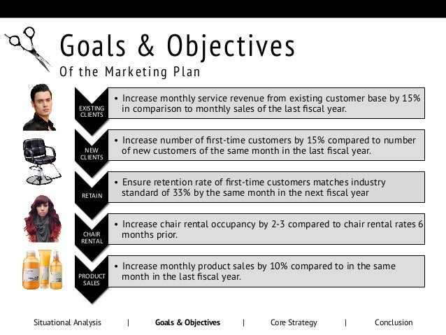 Stratosphere salon marketing plan jessica greschner