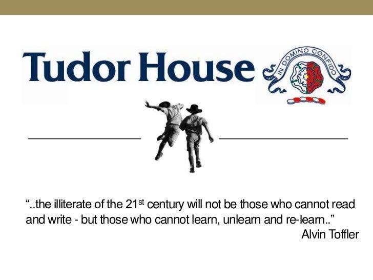 Learning at Tudor House School