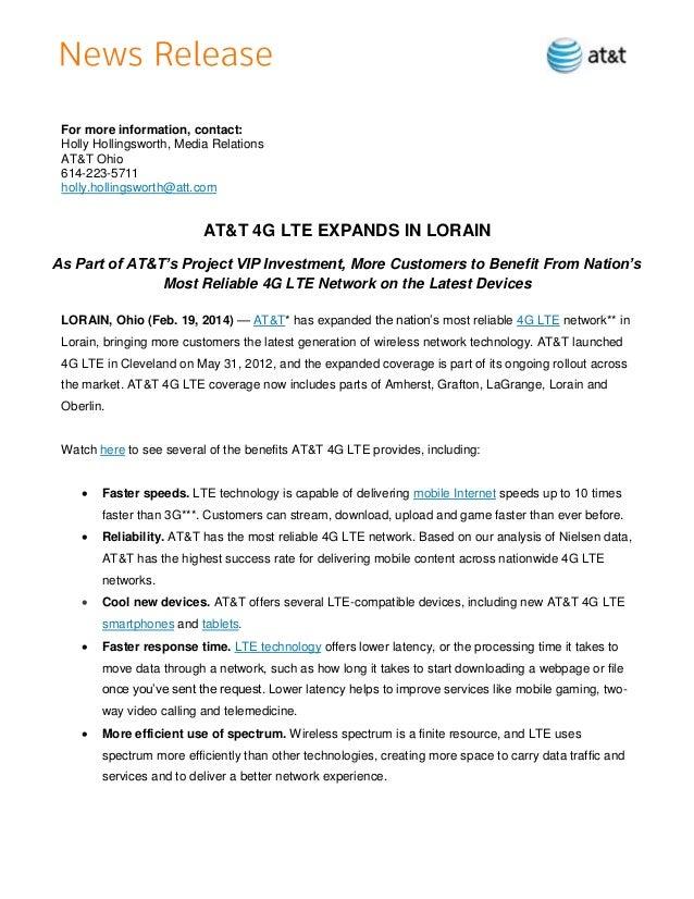 Final   hh - 14.2.19 - lorain cleveland lte expansion release
