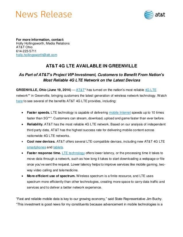 Final   hh - 14.6.19 - greenville lte launch release