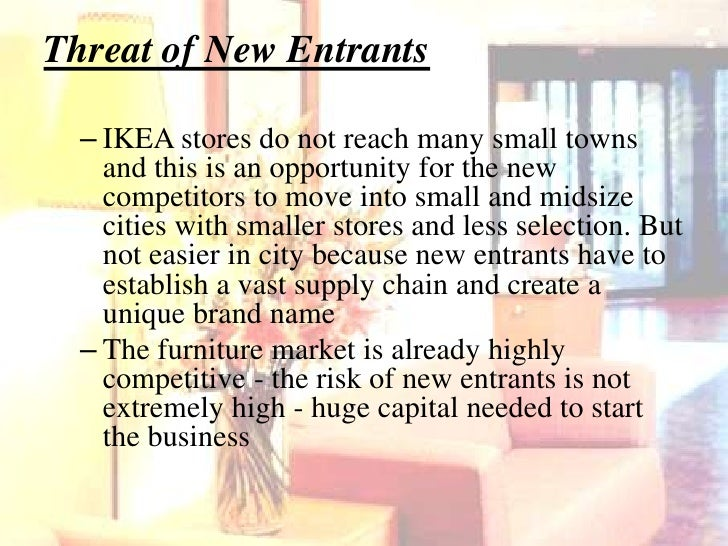 ikea case study mktg 522 The case discusses the global marketing strategies of sweden based furniture retailer ikea it illustrates how ikea built a global brand and its localization.