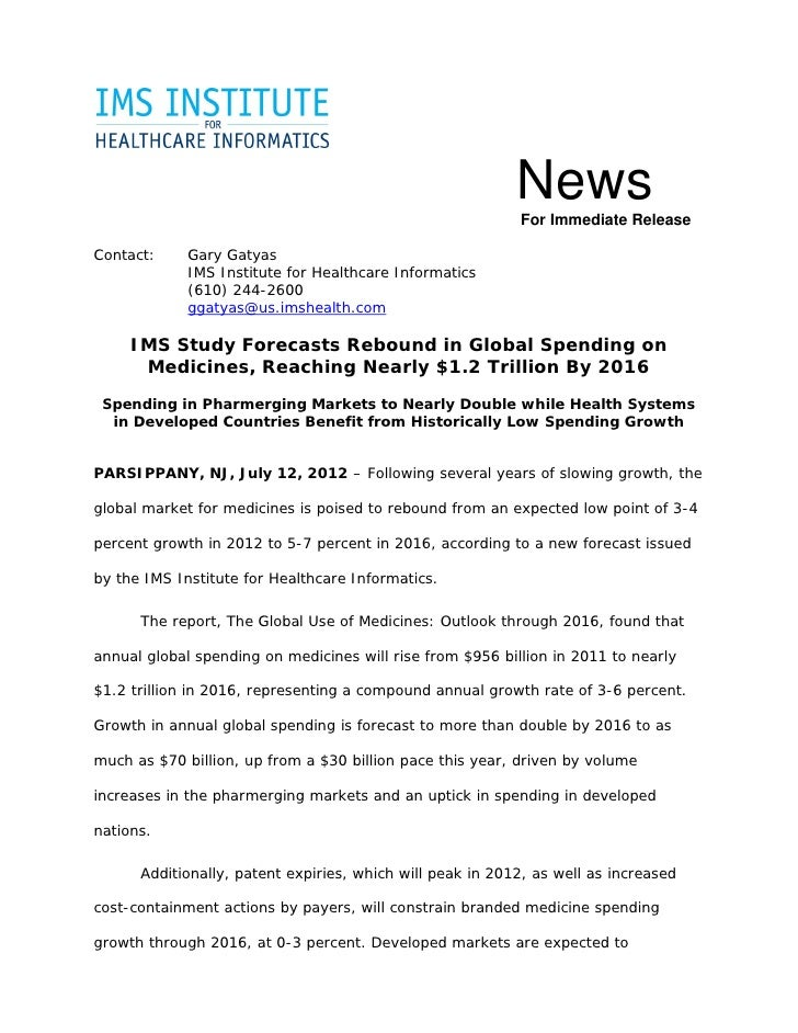 FINAL - IMS Global Use of Medicines Press Release.pdf