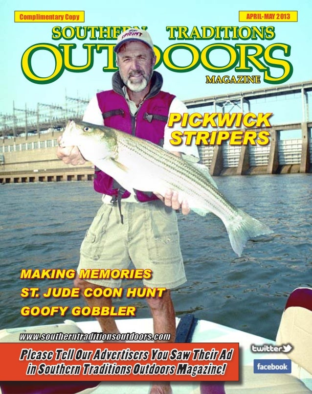 Southern Traditions Outdoors - April/May 2013