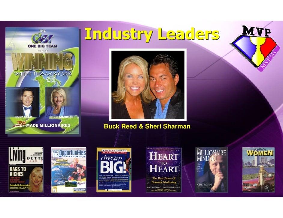 Buck Reed & Sheri Sharman