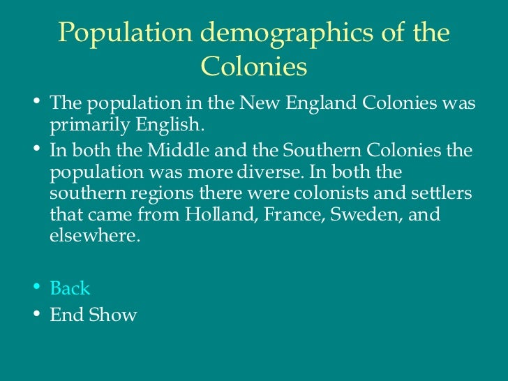 essay trade northern colonies Differences between the new england, middle n southern colonies  agriculture influences trade  differences between the new england, middle n.