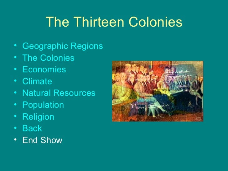 Comparing & Contrasting the 3 colonial regions(for ap us history)?