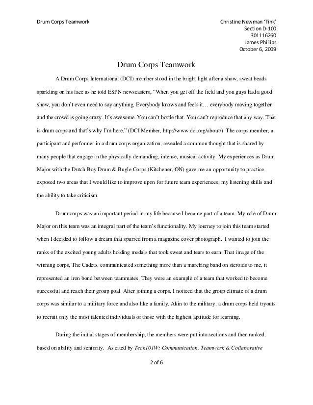leadership definition essay