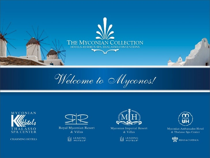 Myconos IntroductionThe island of Myconos lies in the center of the Aegean, situated 96 nautical miles from Piraeus with a...