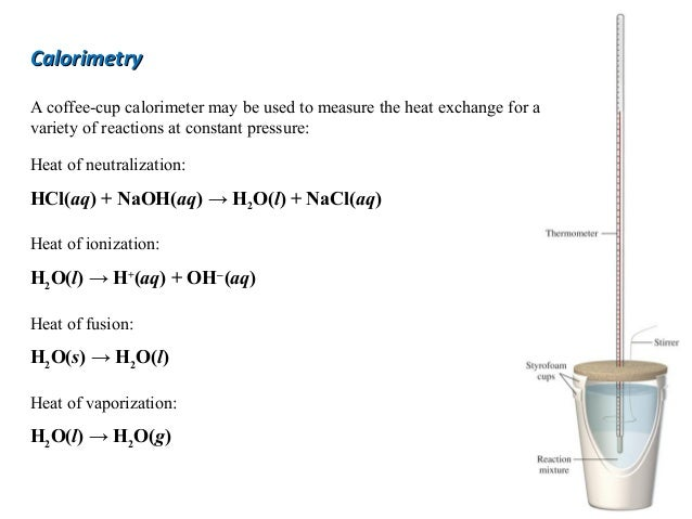how to find q in calorimetry