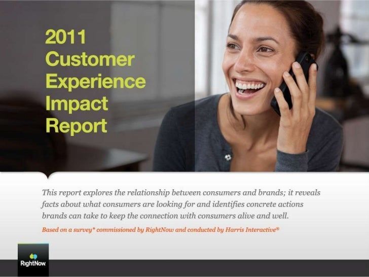 2011 Customer Experience Impact Report