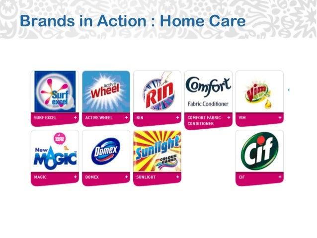 Unilever Home Care Brands