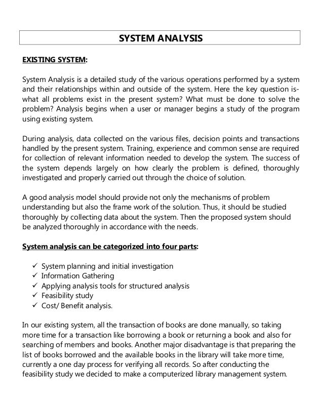 computerized examination system proposal Medical informatics for better and safer health care a computerized reminder system to increase the use of preventive care for hospitalized patients.