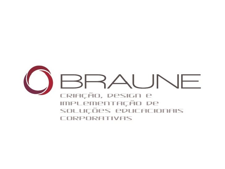 Apresentação Braune