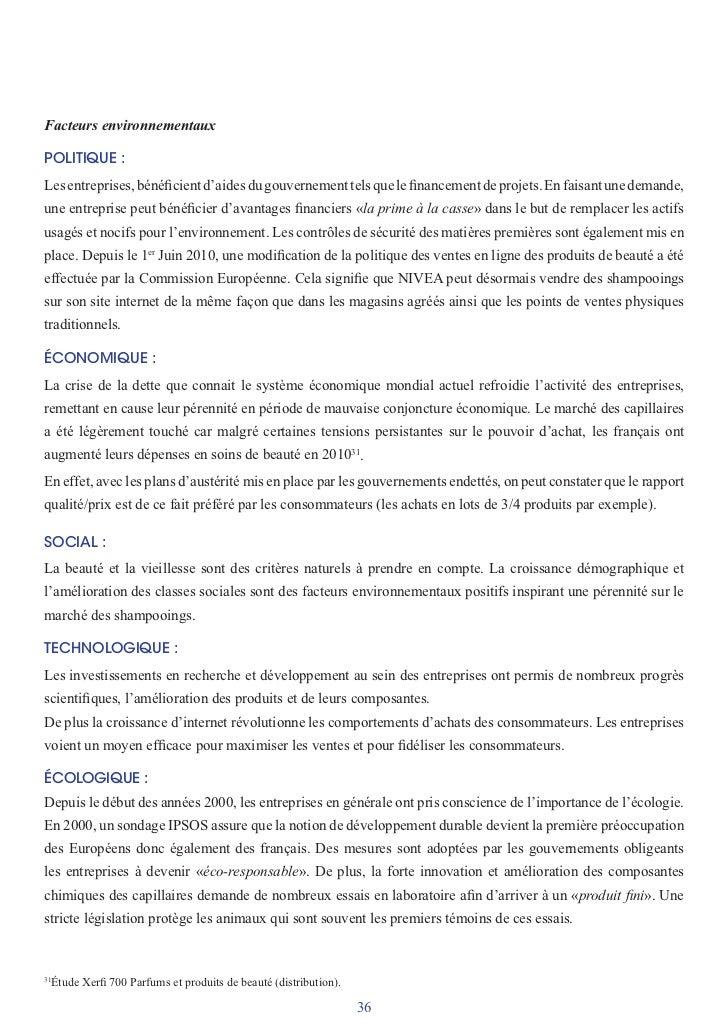 pestel nivea Matrice pestel nivea consulter le doc expos é stratégie internationalisation de nivea en chine replier 0 article sur nivea désolé, aucun article n'est associé à cette thématique pour l'instant.