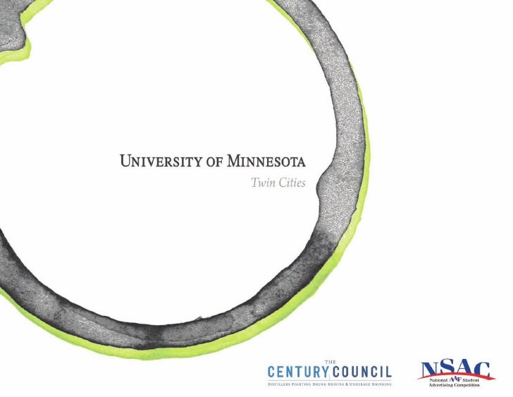 The Century Council plans book- U of MN