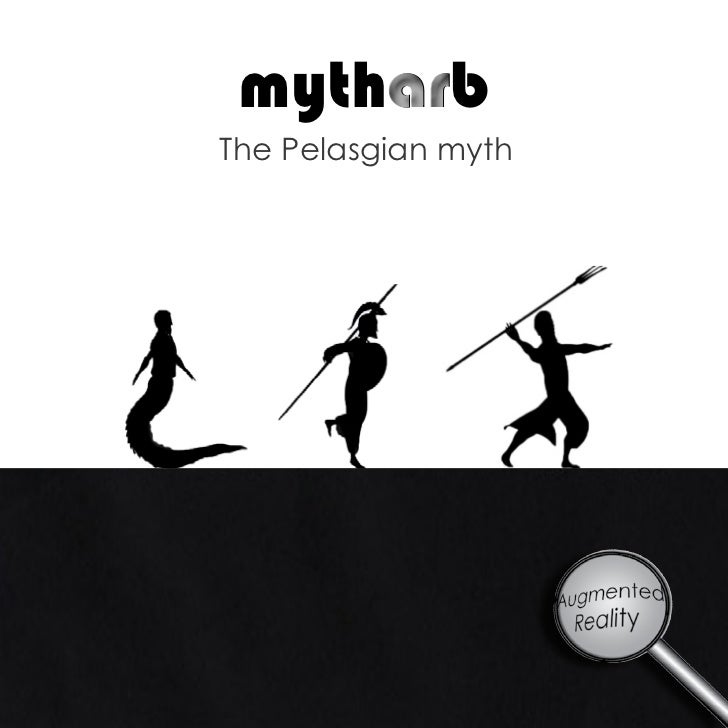 Mytharb. An Augmented Reality educational book.