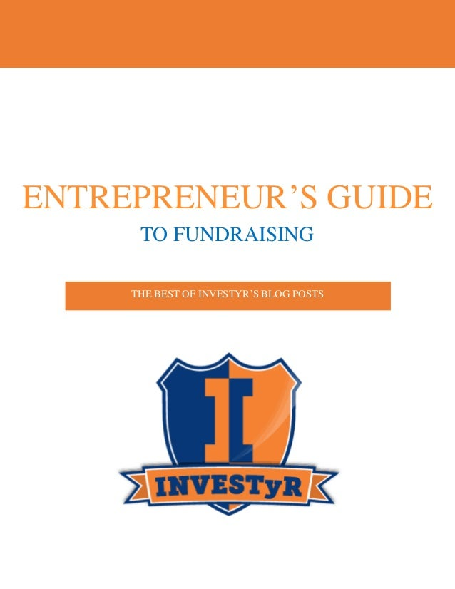 Entrepreneur's Guide: The Best of INVESTyR's Blog Posts