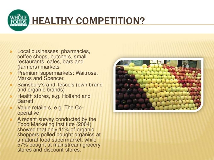whole foods market a brand analysis
