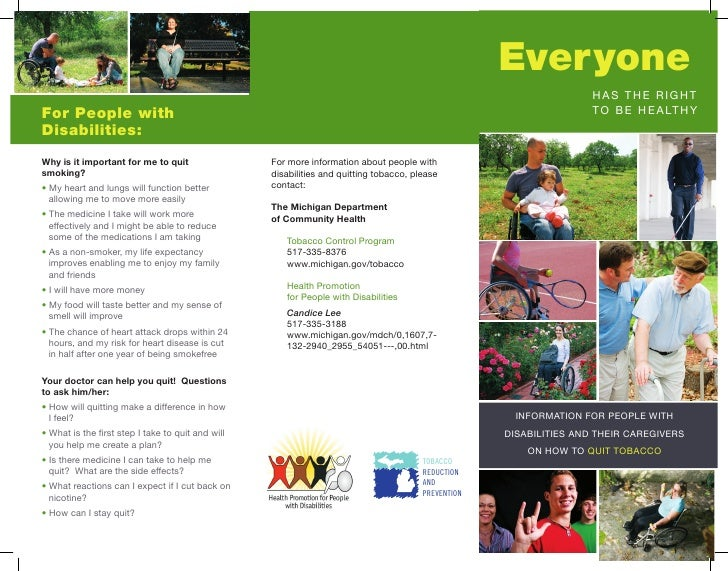 disabilities brochure Disability rights florida offers free and confidential services to floridians with disabilities.