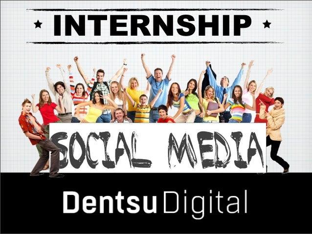 how to get an advertising internship