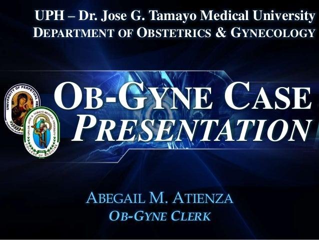 Final case protocol 'abortion'