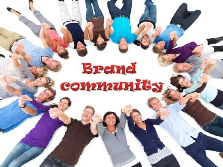 Brand      community<br />11-Feb-10<br />1<br />