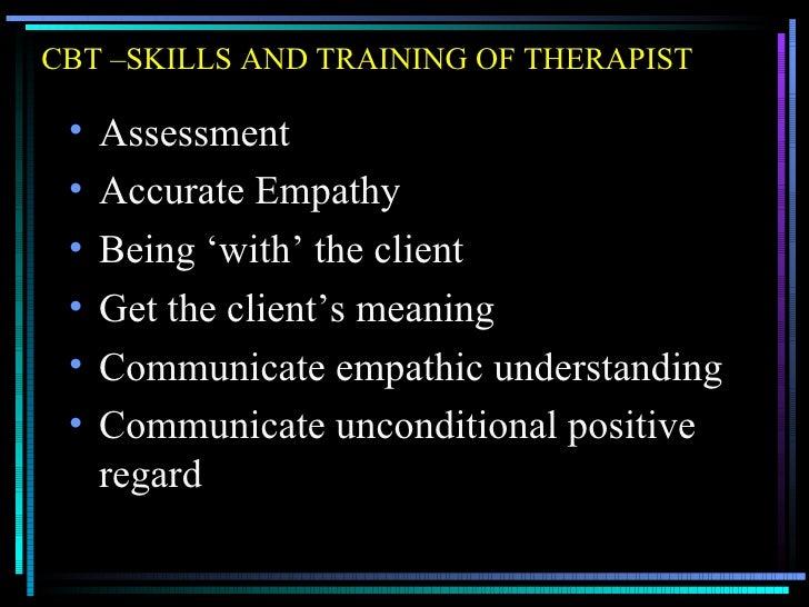 enhanced thinking skills cbt training