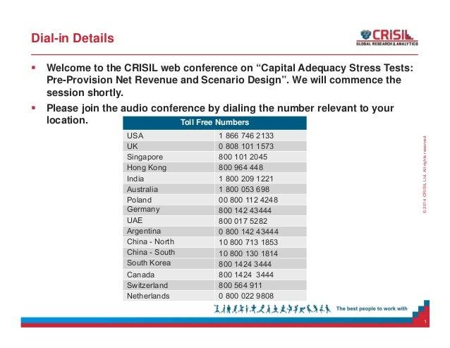 Capital Adequacy Stress Tests: Pre-Provision Net Revenue and Scenario Design